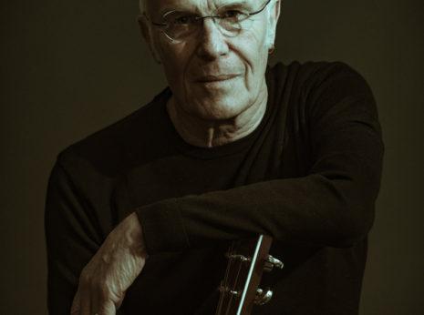 Allan Taylor Folk Singer Portrait